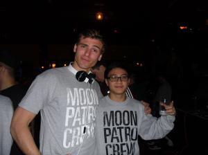 Moon Patrol Crew